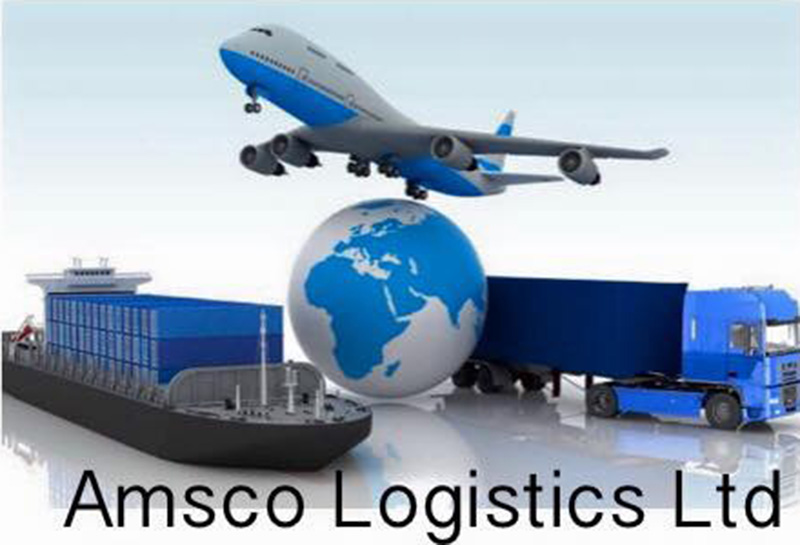 combined sea & Air freight