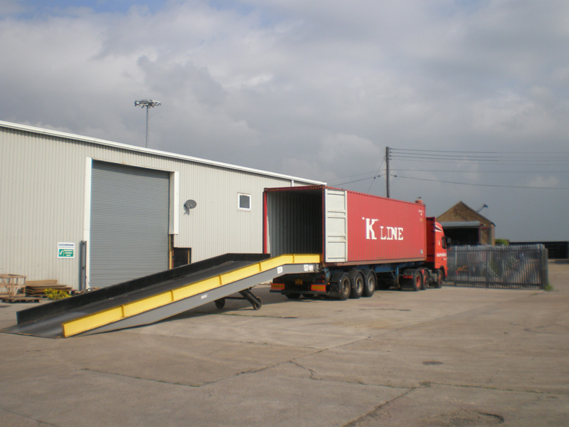 Our Warehouse in the UK